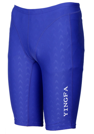 Yingfa Aqua Blade Fina Approved Racing Swim Jammers Shorts Trunks for Boy Men